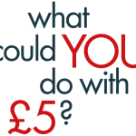 What could you do with £5? Fiver Challenge for Kids!