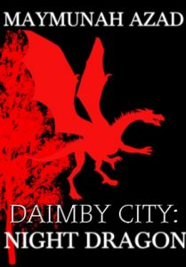 Daimby City: Night Dragon Book Cover Reveal Party and Book Launch!