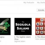 Wonder why you should appear on The Segilola Salami Show?