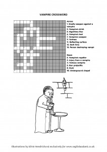VAMPIRE CROSSWORD final