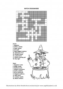 WITCH CROSSWORD final