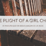 The Plight Of A Girl Child In A Developing Country