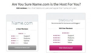 tips on how to choose a great website hosting company
