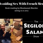 Book reading by Shoshanah Marohn