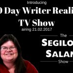 Introducing the 40 Day Writer Reality TV Show