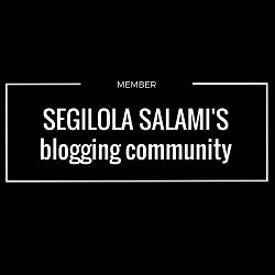 Segilola Salami's blogging community February 2017 Link up