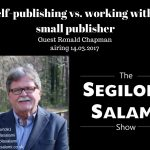 Self-publishing vs. working with a small publisher