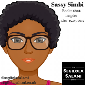 Sassy Simbi: Books that inspire