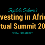Segilola Salami's Investing in Africa Virtual Summit: Digital Strategies