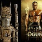 Oriki Ogun, god of war and iron