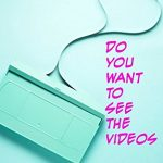 Sunday Snippet: Do You Want to See the Videos