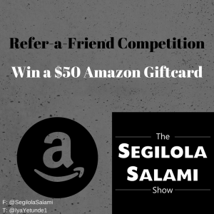 Competition: Refer-a-Friend for a chance to win a $50 giftcard