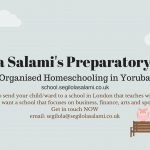 Are you a parent looking for a school in London that teaches with Yoruba?