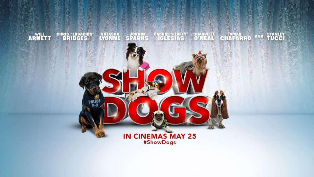 review of the Show Dogs movie from a parent's point of view