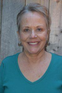Elisabeth Potts and the Vietnam war with novel Berkeley Girl