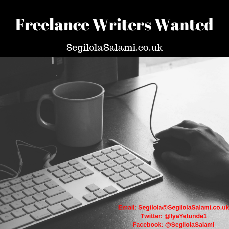 freelance writers and bloggers wanted, paid opportunity job