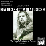brian james how to connect with a publisher