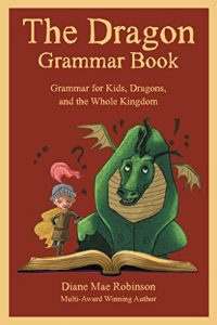 An Amazon Bestseller in Teens/Language Arts: The Dragon Grammar Book