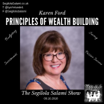 Karen Ford: Principles of Wealth Building, Testimonials by Segilola Salami's Clients and Podcast Guests