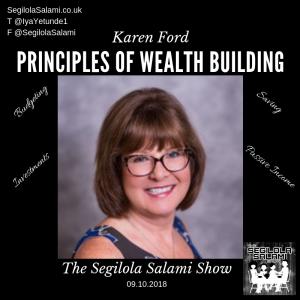 Karen Ford: Principles of Wealth Building