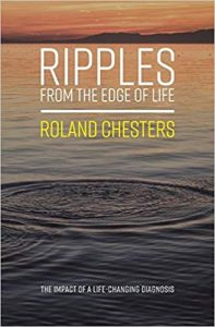 Extract: Ripples from the Edge of Life by Roland Chesters | gay book memoir and self help biography