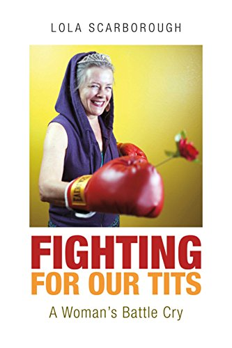 Sunday Snippet: FIGHTING FOR OUR TITS by Lola Scarborough