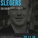 Nathan Slegers: The Link between Passover and Easter