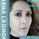 Sasha Laghonh: Cameo appearance to share a few thoughts on life and growth
