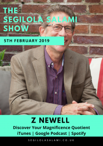 Z Newell: Discover Your Magnificence Quotient