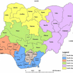 The story behind the names of each state in Nigeria