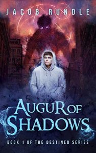 book cover art blog post picture image fantasy LGBT novel Augur of Shadows by Jacob Rundle