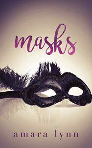 blog post image book cover art urban fantasy gay romance Masks by Amara Lynn