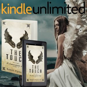 Sunday Snippet: The Touch: A Supernatural Story - Part I by Robert Flynn christian fantasy book cover