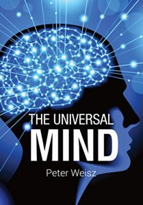 blog post banner book cover art Sunday Snippet: The Universal Mind by Peter Weisz