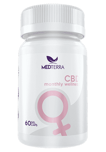 CBD Monthly Wellness Capsules review for period cramps