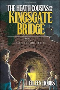 read a chapter of a children's chapter book for free Sunday Snippet: The Heath Cousins and the Kingsgate Bridge by Eileen Hobbs