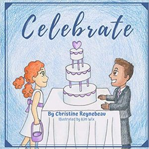 book cover children's book Character Interview: Celebrate by Christine Reynebeau