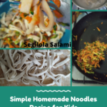 Simple Homemade Noodles Recipe for Kids