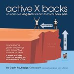 Sunday Snippet: Active X Backs – An Effective Long-Term Solution to Lower Back Pain