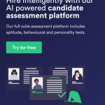 1* Review of TEST CANDIDATES | Psychometric test provider