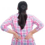 How do I turn a weak back into a strong back after child birth?