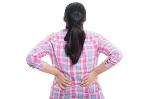 Blog post image How do I turn a weak back into a strong back after child birth?