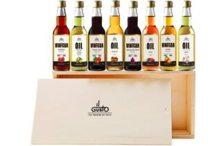 ll gusto oils and vinegars gift set Health and Wellness Gifts for Valentine's Day 2021