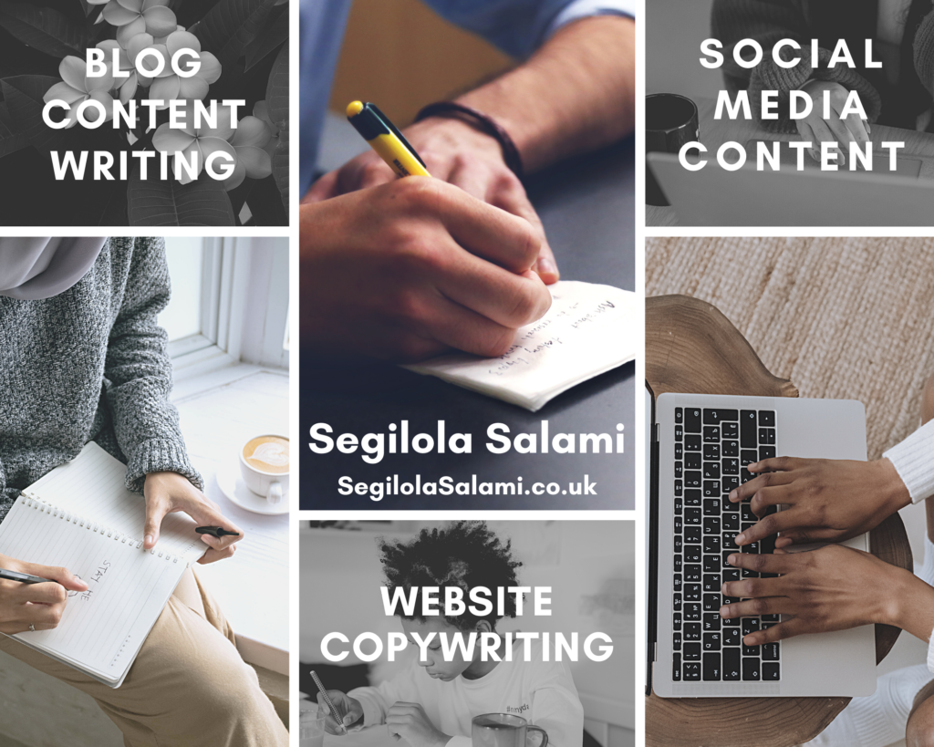 Work with Segilola Salami content writing services