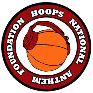 HOOPS NATIONAL ANTHEM FOUNDATION LOGO