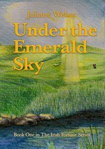 blog post Under the Emerald Sky by Juliane Weber