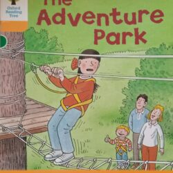 Book reading: The Adventure Park book cover audio book podcast