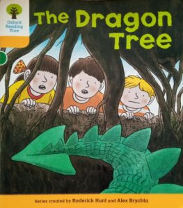 book reading the dragon tree book cover podcast for children storytime