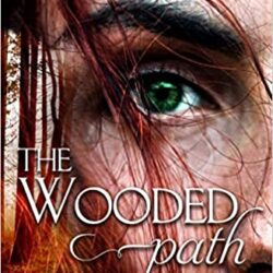 book cover for The Wooded Path (Book One in Lake to Coast Series) by Nancy LiPetri