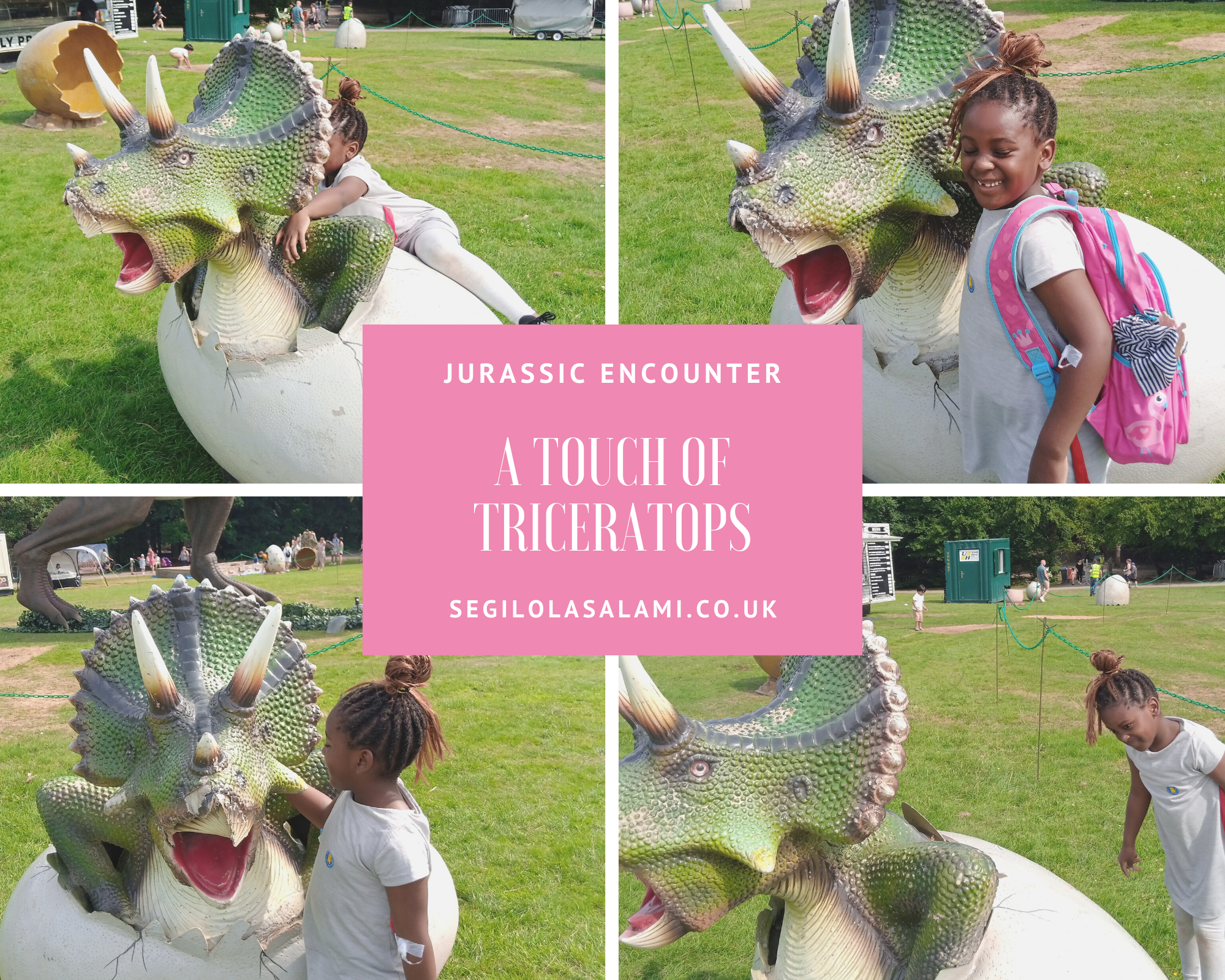 Day trips in London to tire out your child in August 2021 JURASSIC ENCOUNTER